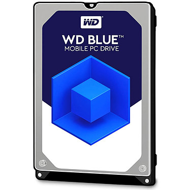 """WD Blue Mobile 2 To Disque dur 2.5"""" 2 To 15 mm 5400 RPM 8 Mo Serial ATA III 6 Gb/s (bulk)"""