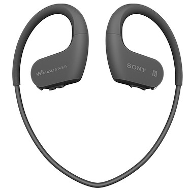 Sony NW-WS623 negro Auriculares deportivos resistentes al agua Reproductor MP3 4 GB
