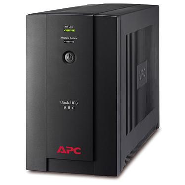 APC Back-UPS 950VA IEC Onduleur line-interactive 950 VA / 230 V