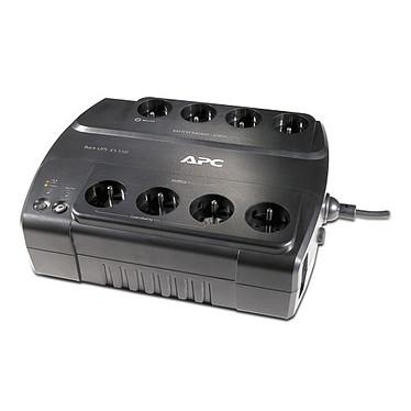APC Back-UPS ES 550VA APC Back-UPS ES 550VA (BE550G-FR) - Onduleur off-line monophasé 230V (USB)