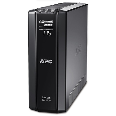APC Back-UPS Pro 1200VA Onduleur line-interactive 1200 VA prises CEE 7/5 (France/Belgique)