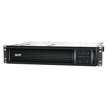 APC Smart-UPS Rack-Mount 750VA LCD 230V