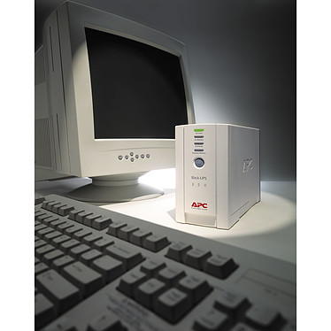 Avis APC Back-UPS CS 350VA