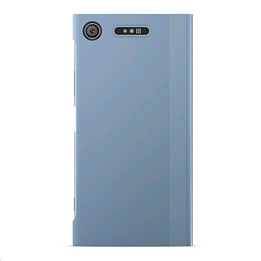 Sony Style Cover Touch SCTG50 Bleu/Gris Sony Xperia XZ1 pas cher