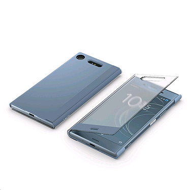 Acheter Sony Style Cover Touch SCTG50 Bleu/Gris Sony Xperia XZ1