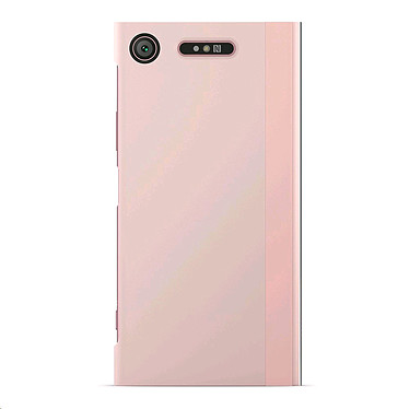 Sony Style Cover Touch SCTG50 Rose Sony Xperia XZ1 pas cher