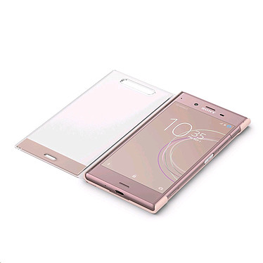 Avis Sony Style Cover Touch SCTG50 Rose Sony Xperia XZ1