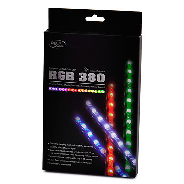 Acheter DeepCool RGB 380