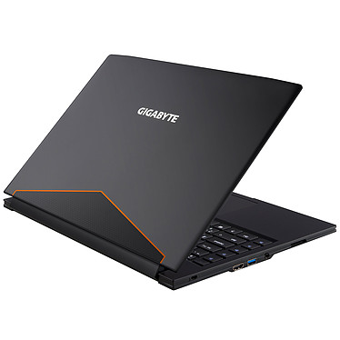 "Gigabyte Aero 14K v8 B50W10P-FR Noir Intel Core i7-8750H 16 Go SSD 512 Go 14"" LED QHD NVIDIA GeForce GTX 1050 Ti 4 Go Wi-Fi AC/Bluetooth Webcam Windows 10 Professionnel 64 bits"