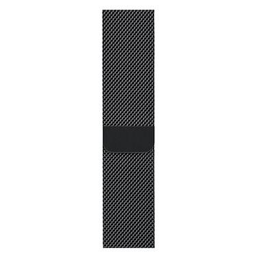 Avis Apple Watch Series 3 GPS + Cellular Acier Noir Milanais Noir Sidéral 38 mm