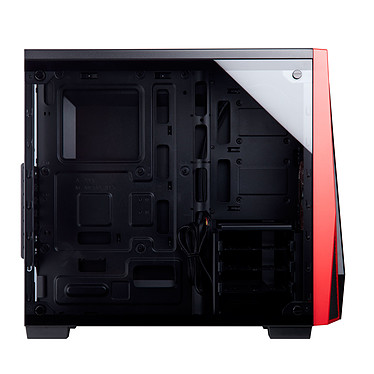 Avis Corsair Carbide SPEC-04 Tempered Glass Noir/Rouge