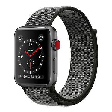 Apple Watch Series 3 GPS + Cellular Aluminium Gris Sport Olive 42 mm