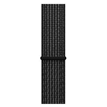 Avis Apple Watch Nike+ Series 3 GPS + Cellular Aluminium Gris Sport Noir/Platine 42 mm