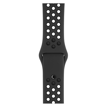 Avis Apple Watch Nike+ Series 3 GPS + Cellular Aluminium Gris Sport Anthracite/Noir 38 mm