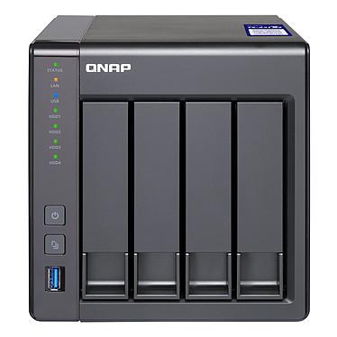 QNAP TS-431X2-8G Serveur NAS 4 baies (sans disque dur)