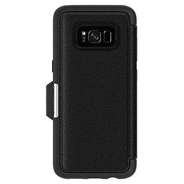 OtterBox Strada Noir Onyx Galaxy S8+