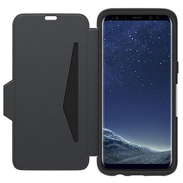 Avis OtterBox Strada Noir Onyx Galaxy S8+