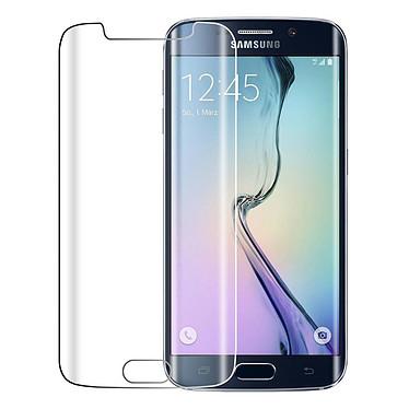 Akashi Verre Trempé Premium Galaxy S6 Edge Lot de 2 films de protection d'écran en verre trempé pour Samsung Galaxy S6 Edge