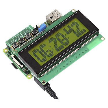 Opiniones sobre JOY-iT RB-LCD20X4