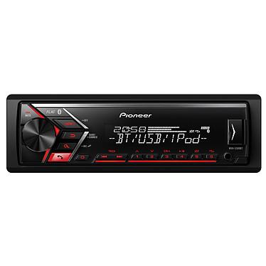 Pioneer MVH-S300BT Autoradio Bluetooth USB compatible smartphone Android et iPod / iPhone avec entrée AUX et Spotify