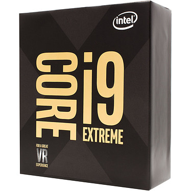 Intel Core i9-7980XE Extreme Edition (2.6 GHz)