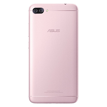 Avis ASUS ZenFone 4 Max Plus ZC554KL Rose