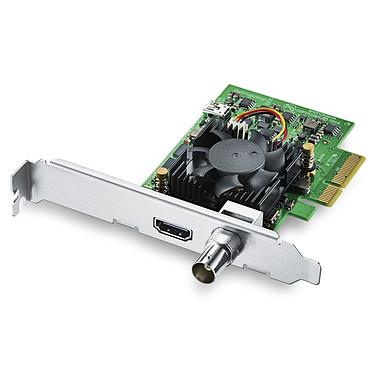 Blackmagic Design DeckLink Mini Monitor 4K Carte d'acquisition Haute Définition PCI Express