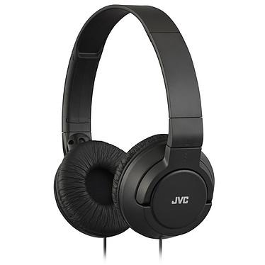 JVC HA-S180 Noir  Casque supra-auriculaire pliable
