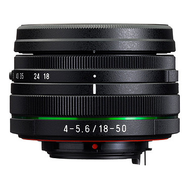Pentax KP + DA 18-50mm Noir pas cher