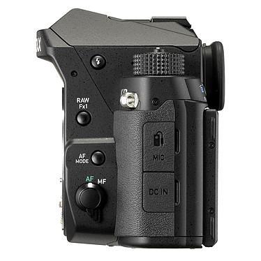 Avis Pentax KP + DA 18-50mm Noir