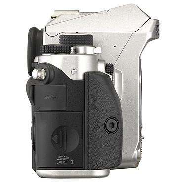 Acheter Pentax KP + DA 18-50mm Argent