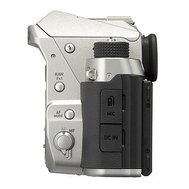 Avis Pentax KP + DA 18-50mm Argent