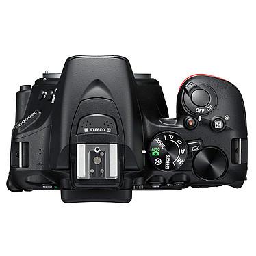 Acheter Nikon D5600 + AF-P DX 18-55mm VR + AF-P DX 70-300mm VR