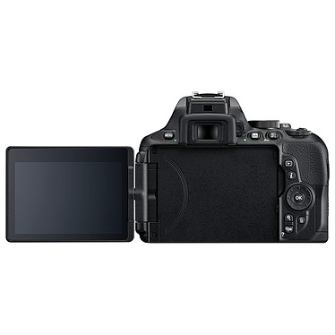 Avis Nikon D5600 + AF-P DX 18-55mm VR + AF-P DX 70-300mm VR