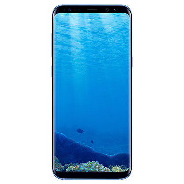 Samsung Galaxy S8+ SM-G955F Bleu Océan 64 Go