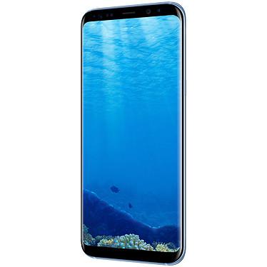 Opiniones sobre Samsung Galaxy S8+ SM-G955F Azul Océan 64 Go