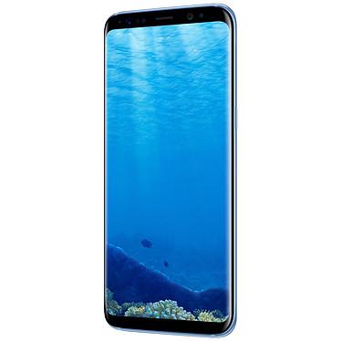 Avis Samsung Galaxy S8 SM-G950F Bleu Océan 64 Go