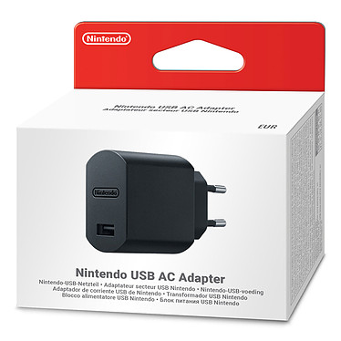 Nintendo Classic Mini Adaptateur Secteur