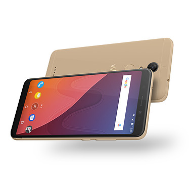 Acheter Wiko View 16 Go Or