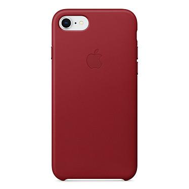 Acheter Apple Coque en cuir (PRODUCT)RED Apple iPhone 8 / 7