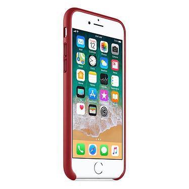 Avis Apple Coque en cuir (PRODUCT)RED Apple iPhone 8 / 7