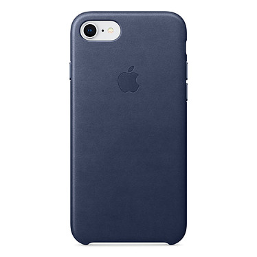 Acheter Apple Coque en cuir Bleu nuit Apple iPhone 8 / 7