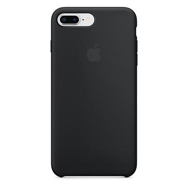Acheter Apple Coque en silicone Noir Apple iPhone 8 Plus / 7 Plus