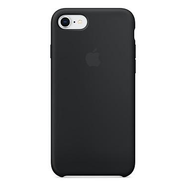 Acheter Apple Coque en silicone Noir Apple iPhone 8 / 7