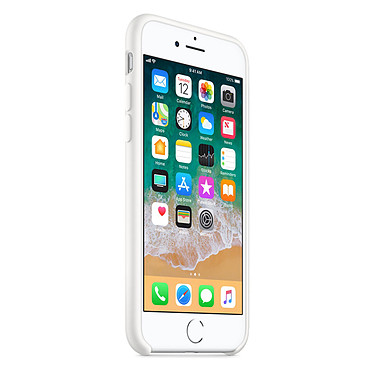 Avis Apple Coque en silicone Blanc Apple iPhone 8 / 7