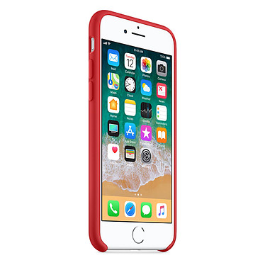 Avis Apple Coque en silicone (PRODUCT)RED Apple iPhone 8 / 7