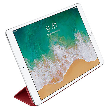 """Avis Apple iPad Pro 10.5"""" Smart Cover Cuir (PRODUCT)RED"""
