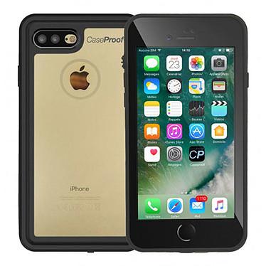 CaseProof Série Clear Noir Apple iPhone 7 Plus