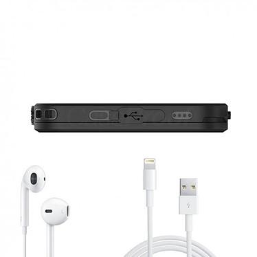 Acheter CaseProof Série Clear Noir Apple iPhone 7 Plus