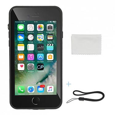 Avis CaseProof Série Clear Noir Apple iPhone 7 Plus